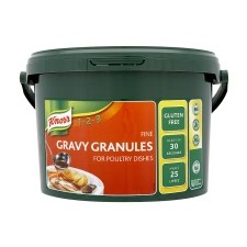 Catering Size Knorr Gluten Free Gravy Granules for Poultry Dishes 2kg