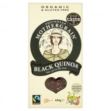 Quinola Mothergrain Black Quinoa 400g