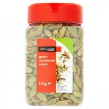 Chefs Larder Green Cardamom Seeds 145g
