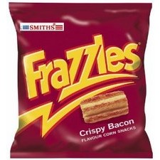 Retail Pack Smiths Frazzles 30 X 34G