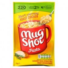 Mug Shot Pasta Snack Roast Chicken 55g