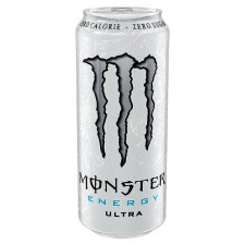 Monster Energy Ultra No Added Sugar 500ml Can