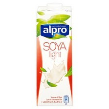 Alpro Light Uht Soya Milk Alternative 1L