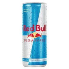 Retail Pack Red Bull Sugar Free Drink 24 x 250ml Cans