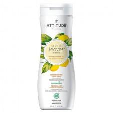 Attitude Super Leaves Lemon Leaves Shower Gel Regenerating 473ml
