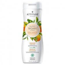 Attitude Super Leaves Orange Leaves Shower Gel Energizing 473ml