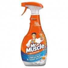 Mr Muscle Bathroom and Toilet Citrus 500ml