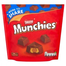 Nestle Munchies Pouch More To Share 229g