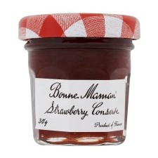 Catering Pack Bonne Maman Strawberry Conserve 15x30g