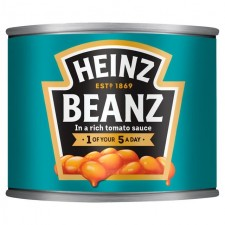 Retail Pack Heinz Baked Beans 24 x 200g tins