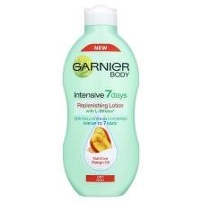 Garnier Body Intensive 7 Days Replenishing Lotion Mango Oil 250ml