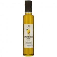 Marks and Spencer Lemon Infused Olive Oil 250ml