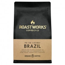 Roastworks Brazil Ground Coffee 200g