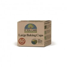 If You Care FSC Certified Large Baking 60 Cups