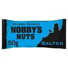 Nobbys Nuts Classic Salted Peanuts 50g