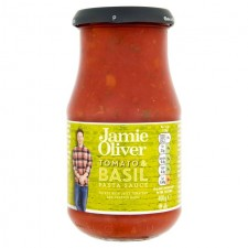 Jamie Oliver Tomato and Basil Pasta Sauce 400g
