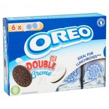 Oreo Double Stuff Snack Packs 6 x 2 Pack