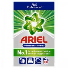 Ariel Professional Antibacterial Powder 130 Wash 8.45kg