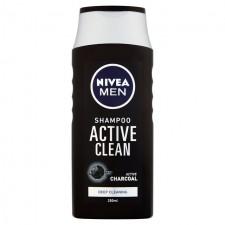 Nivea for Men Shampoo Active Clean 250ml
