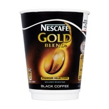 Nescafe Gold Blend Black Coffee 8 Cup Pack x 4 Packs