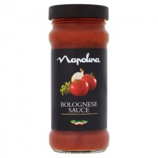 Napolina Bolognese Sauce for Lasagne 350g