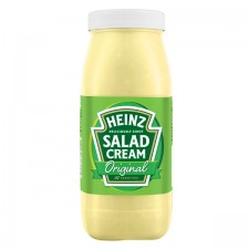 Catering Size Heinz Salad Cream Plastic Bottle 2.15kg