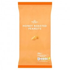 Morrisons Roasted and Salted Almonds 100g