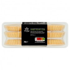 Morrisons The Best All Butter Sweet Pastry Tartlets x 6