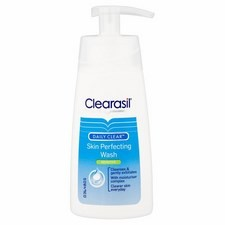 Clearasil Stay Clear Skin Perfecting Wash Sensitive 150ml