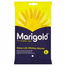 Marigold Extra Life Gloves Kitchen Large