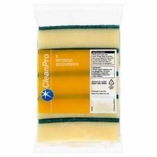 Clean Pro 5 Sponge Scourers