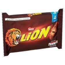 Nestle Lion Bar 4 Pack