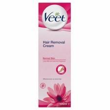 Veet Cream Hair Removal Normal Skin 100ml