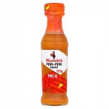 Nandos Hot Peri Peri Sauce 125g