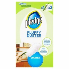 Pledge Fluffy Duster Starter Kit