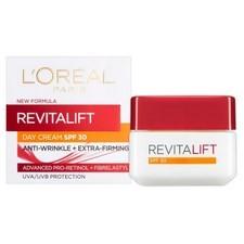 L'Oreal Revitalift Day Cream SPF30 50ml