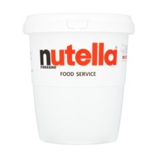 Catering Pack Nutella Hazelnut and Cocoa Spread Food Service Tub 3kg