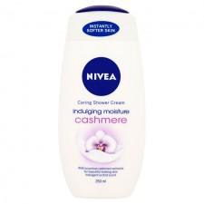 Nivea Indulging Moisture Cashmere Shower Cream 250ml