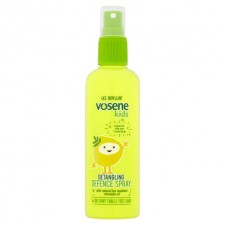 Vosene Kids Extra Shine Detangler Spray with Head Lice Repellent 150ml