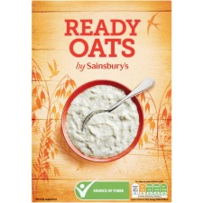 Sainsburys Ready Oat Cereal 750g