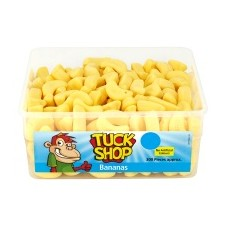 Tuck Shop Bananas 300 Pack