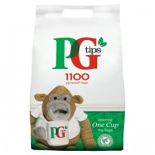 Catering Size PG Tips One Cup Teabags x 1100