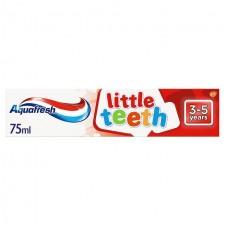 Aquafresh Little Teeth Toothpaste 3-5 years 75ml
