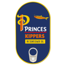 Retail Pack Princes Kippers in Sunflower Oil 10x190g