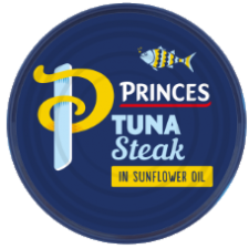 Retail Pack Princes Tuna Chunks in Sunflower Oil 160g x 12
