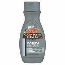 Palmers Mens Cocoa Butter Moisturising Lotion 250ml