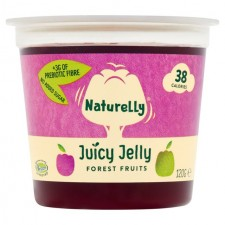 Naturelly Juicy Jelly Pot Forest Fruits 120g