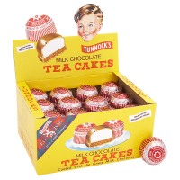 Catering Pack Tunnocks Milk Chocolate Tea Cakes 36 x 24g